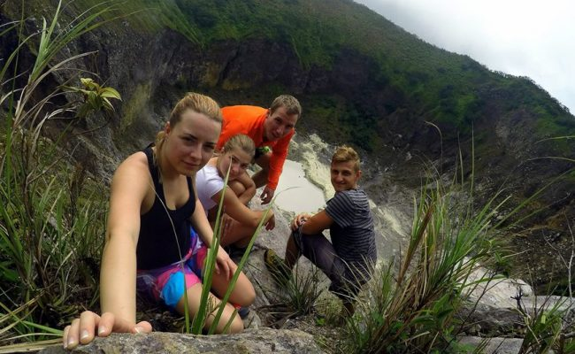 Tankahan wulkan