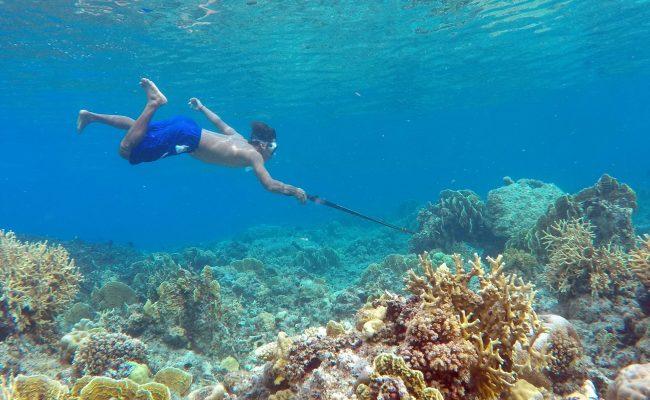 pod woda