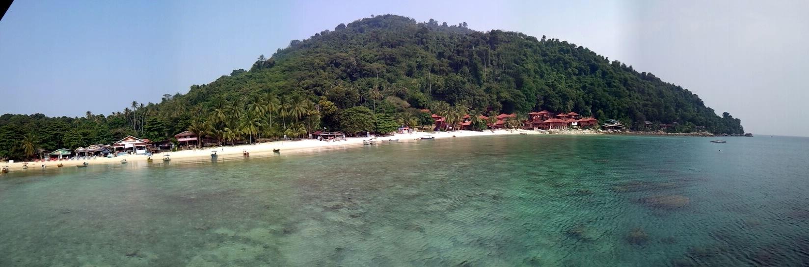 Wyspa Perhentian, rajskie plaże Indonezji Wakacje Personalne