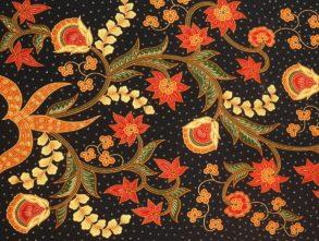 Indonezyjski Batik
