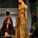 Pokaz mody batik